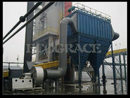 চীন Long Bag Pulse Jet Dust Collector Equipment For Chemical Industry / Waste Incinerator কারখানা